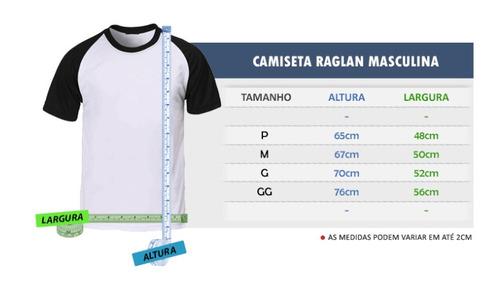 camiseta raglan damassaclan thug life poderoso chefão