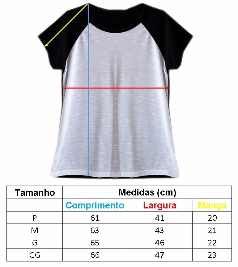 Camiseta Raglan Feminina Religiosa Cruz Creio T Shirt Gospel - R  39 ... 052e50ccbbc