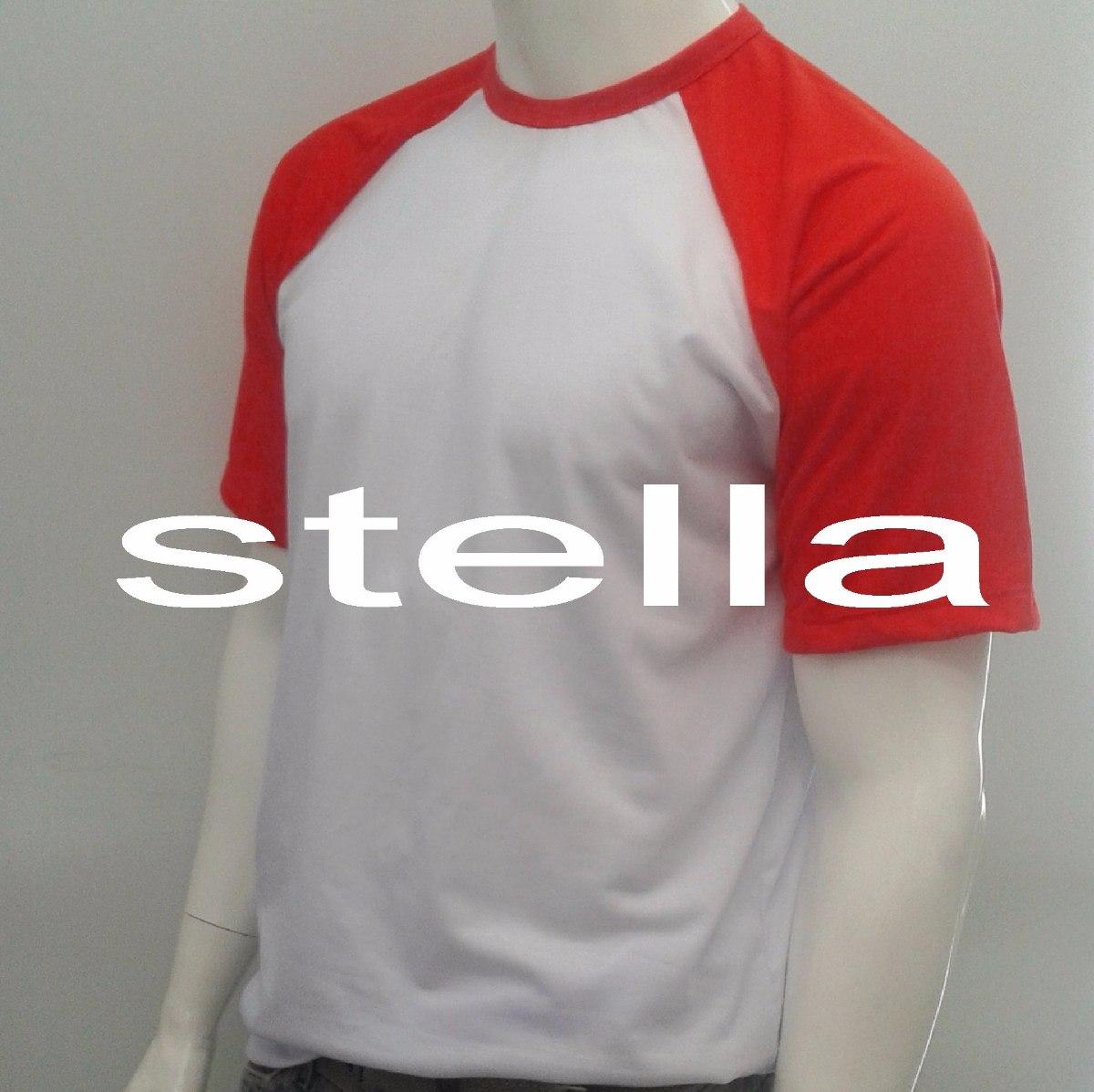 3dad0240bf Camiseta Raglan Gg Para Sublimação 100% Poliéster A Melhor! - R  15 ...