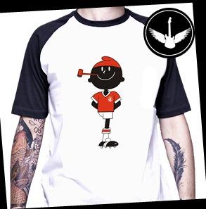 b397e85f899 Camiseta Raglan Ou Baby Look Internacional Saci Colorado - R  39
