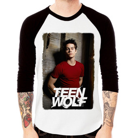 602771ed4f Teen Wolf Camiseta Feminina Stiles - Camisetas no Mercado Livre Brasil