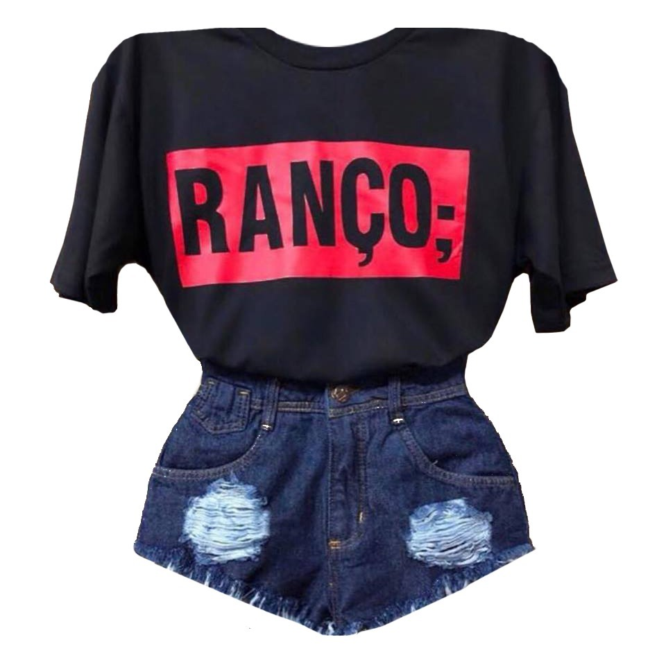 d79af573a Camiseta Ranço Blusas Femininas Moda Instagram - R$ 29,99 em Mercado ...