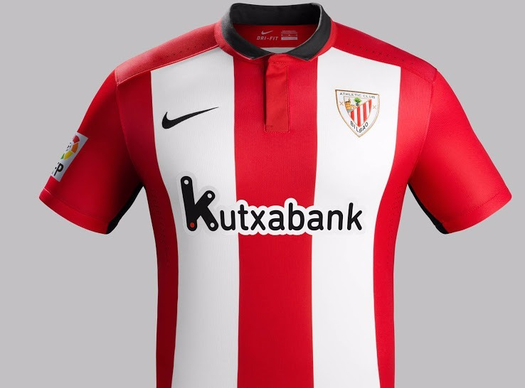 40da4c2548f79 Camiseta Real Athletic Club Bilbao Lfg La Liga España !!! -   1.890 ...