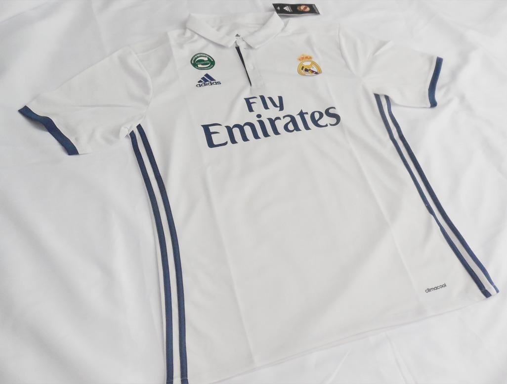 d0c8a9fbe8167 camiseta real madrid 16 17 adidas. Cargando zoom.
