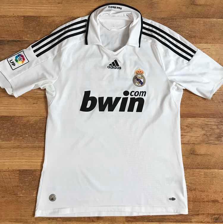 2f028cf80e4a0 Camiseta Real Madrid 2008 09 -   1.200