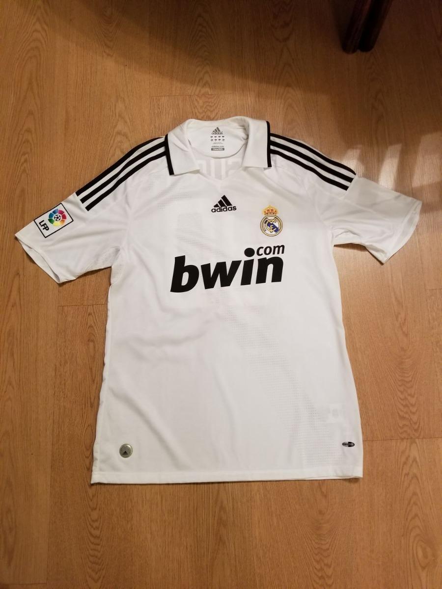 camiseta real madrid 2008 09 c  número 20 e higuain original. Cargando zoom. bde2d2b8d8bef
