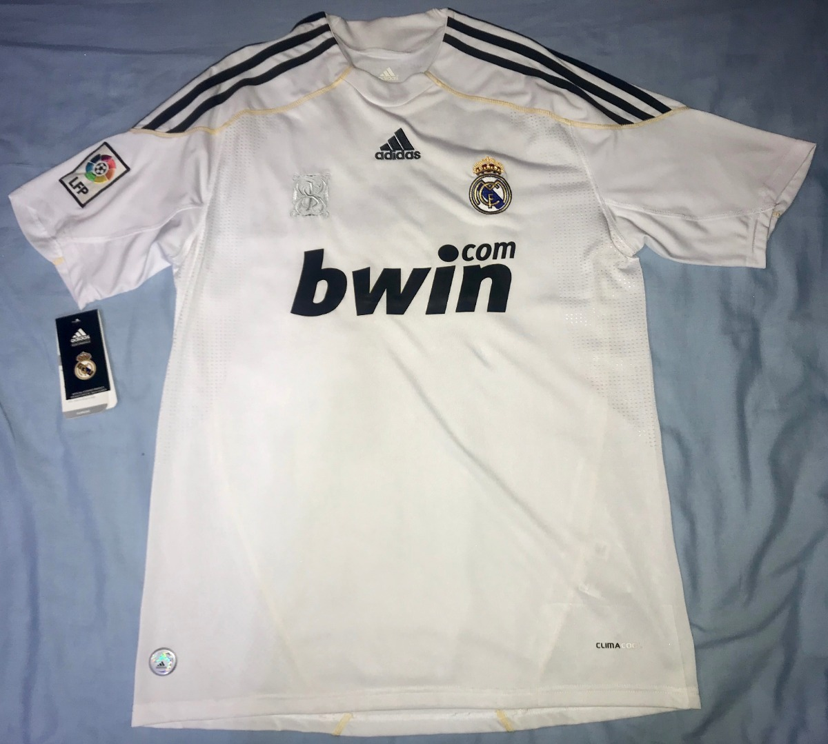 6df279d26 camiseta real madrid 2009 cristiano ronaldo 9. Cargando zoom.
