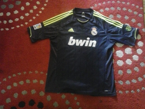 camiseta real madrid 2012-2013 talla l