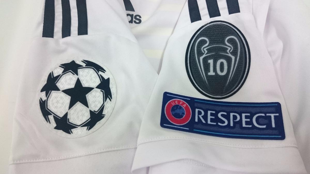 c37ac8a375853 Camiseta Real Madrid 2014 2015 Champions League Adizero -   140.000 ...