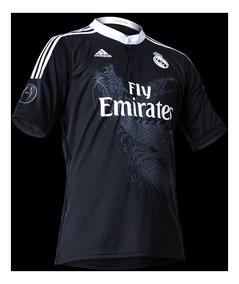 Camiseta Real Madrid 2014/2015 Dragon Adizero Original 35%