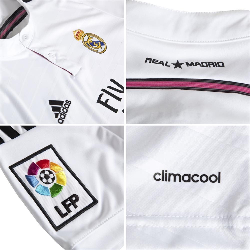 97dcfa9869eb8 Camiseta Real Madrid 2015 Original -   105.000 en Mercado Libre