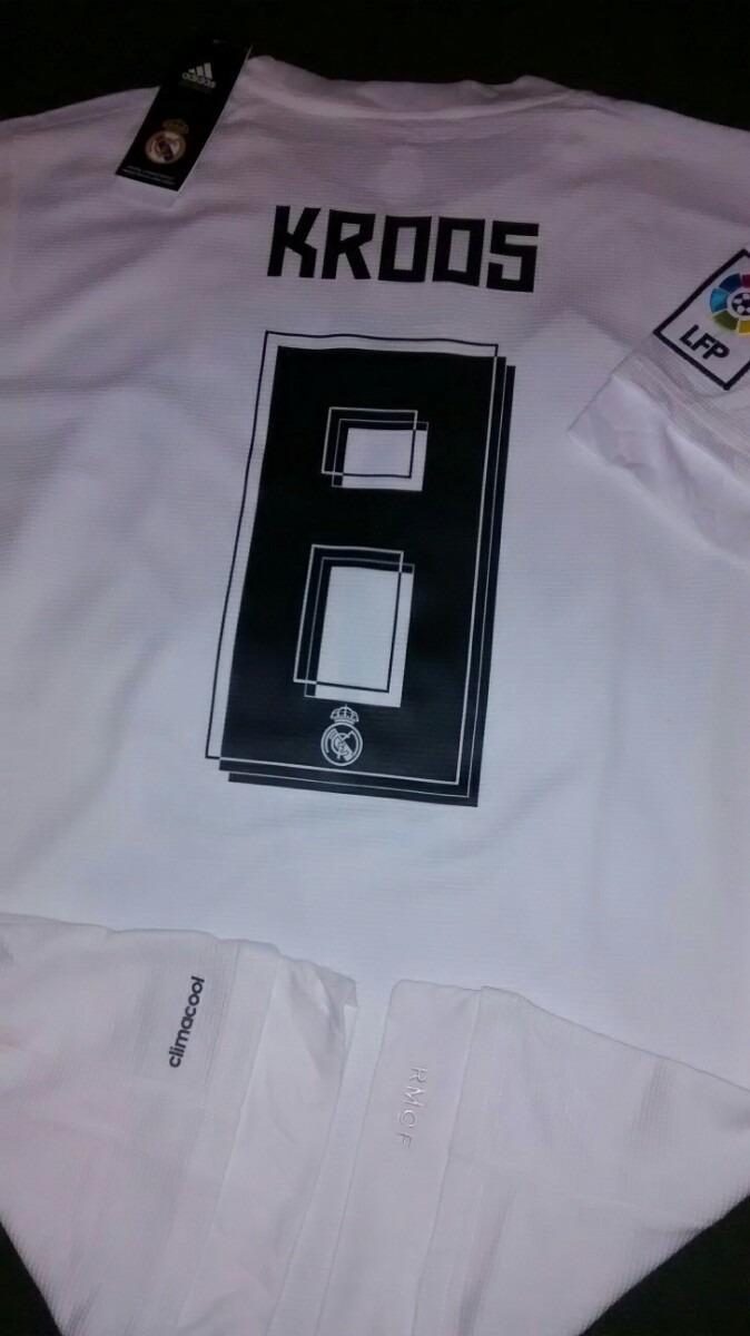 Camiseta Real Madrid Kroos