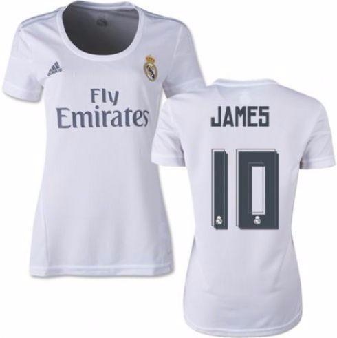 Ronaldo7 Real Mujerjames10 20152016 Madrid Camiseta DWYH2eEI9
