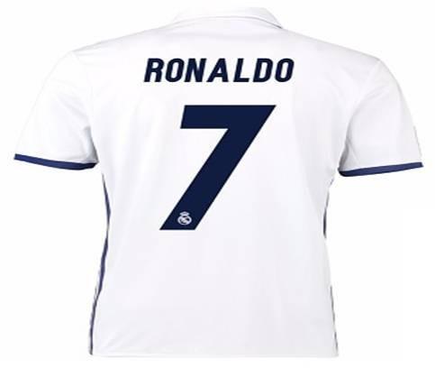 camiseta real madrid 2016-2017