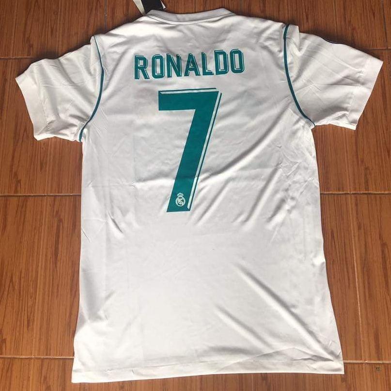 camiseta real madrid 2017 2018 ronaldo. Cargando zoom. 54d2c0563d349