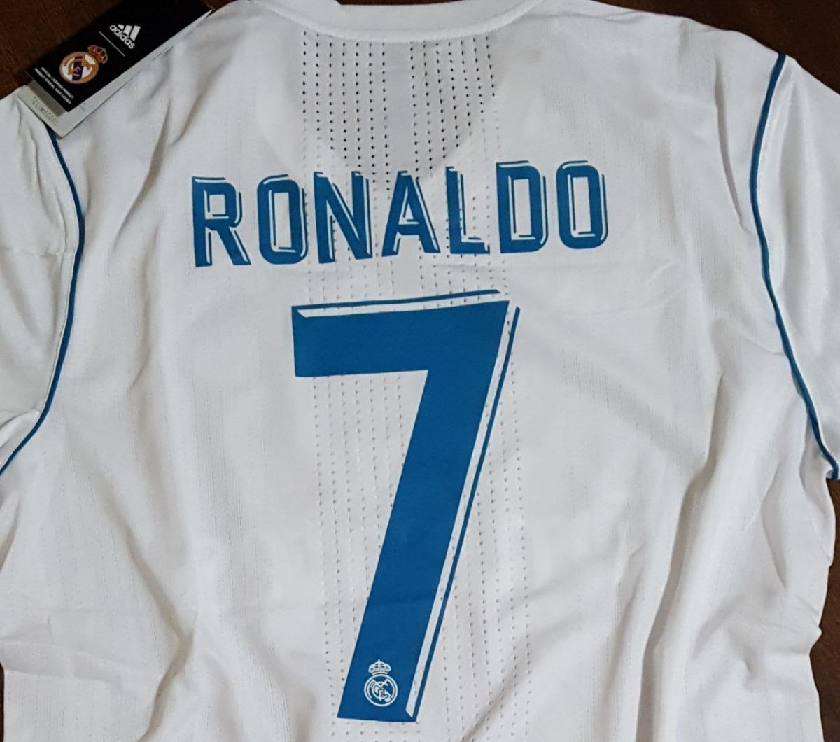 a4abd60509176 Camiseta Real Madrid 2017-2018
