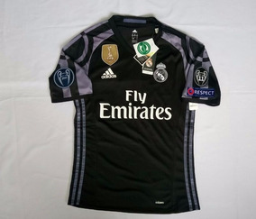 39bfb749 Camiseta Real Madrid Negra 2017 - Fútbol en Mercado Libre Colombia