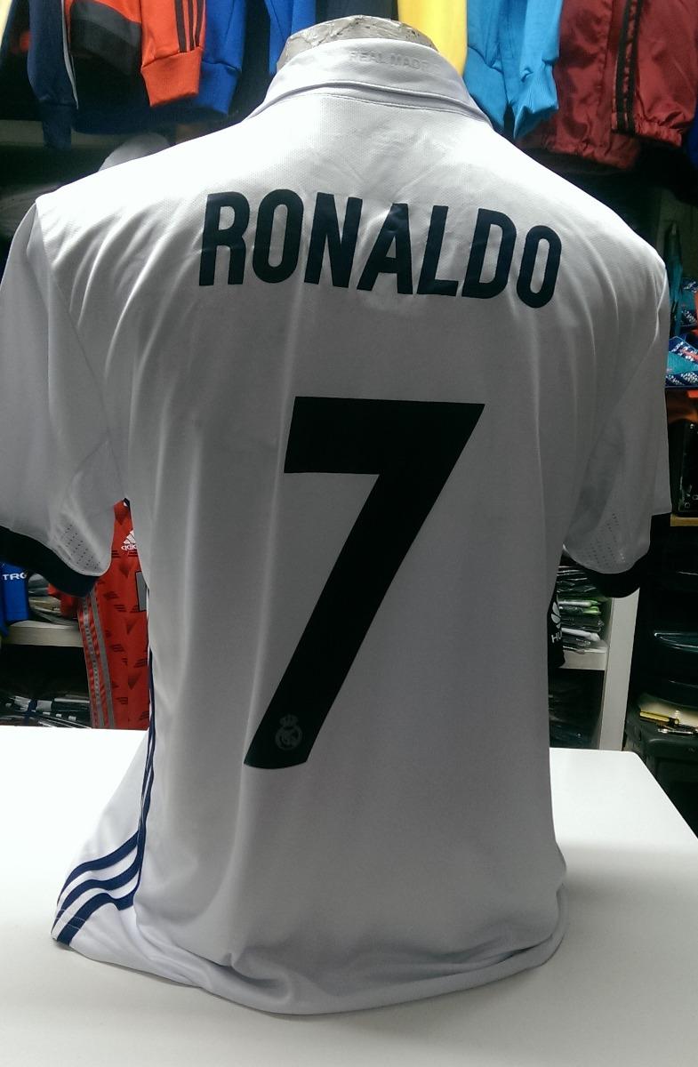Camiseta Del Real Madrid 2017! -   780 0212a39e2c8f7