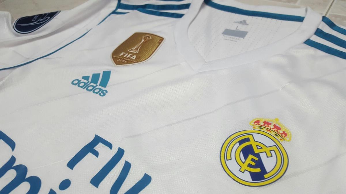 f65b7956c0274 camiseta edicion champions real madrid 2017 2018. Cargando zoom... camiseta  real madrid. Cargando zoom.
