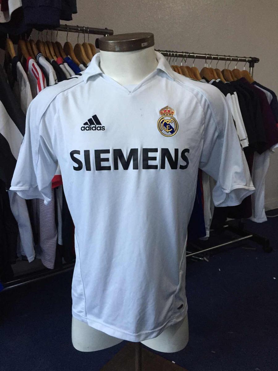 13f0b2f16b3ad Camiseta Real Madrid Beckham  23 adidas Original. Linea 1 -   29.990 ...