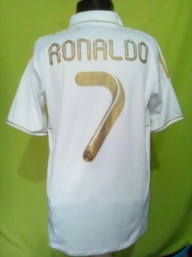 Camiseta Real Madrid 2010 Talle M Leer Descripcion -   450 b22fd22275afd