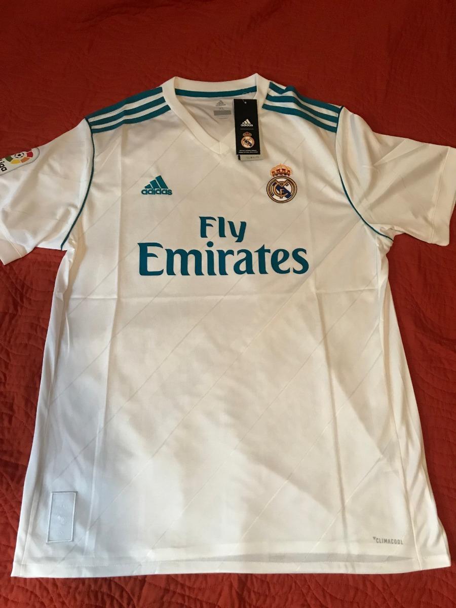 camiseta real madrid titular 2018 xl oferta envios. Cargando zoom... camiseta  real madrid. Cargando zoom. 38d3eecee97ee