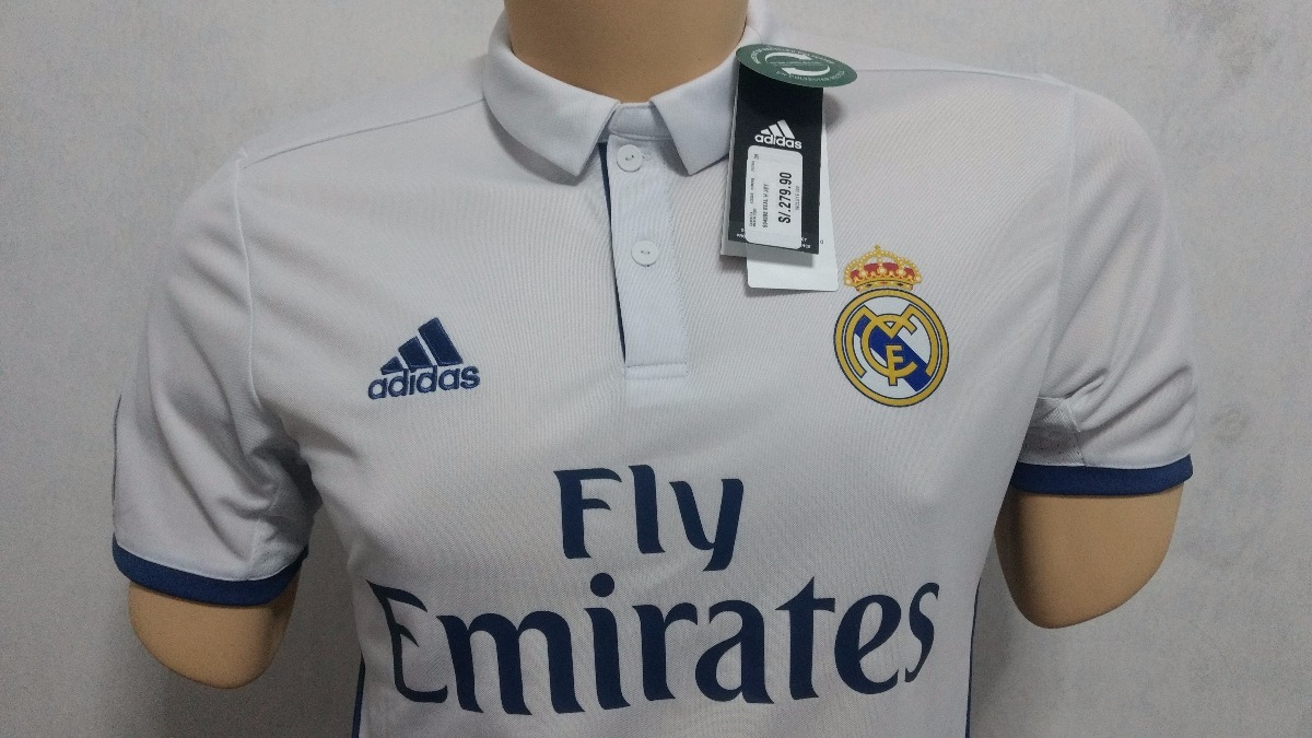 08c9151c8c41e camiseta real madrid adidas 2016 17 talla l. Cargando zoom.