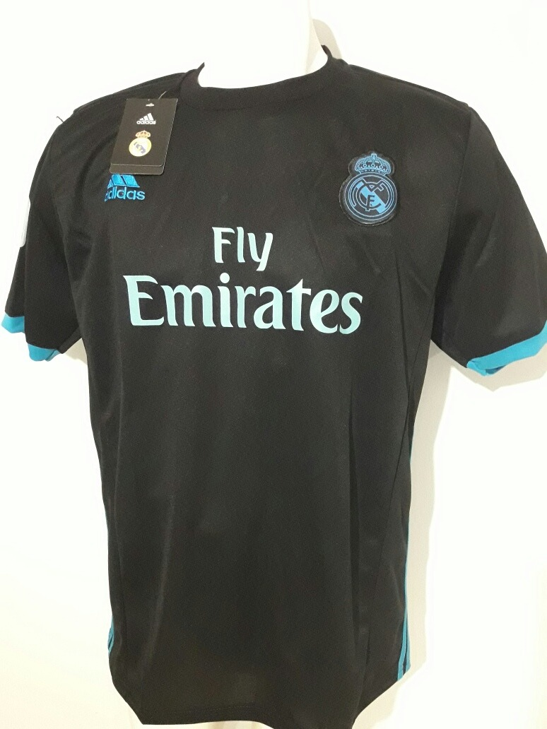 camiseta real madrid alternativa 2017. Cargando zoom. ab2a5ba3f2c07