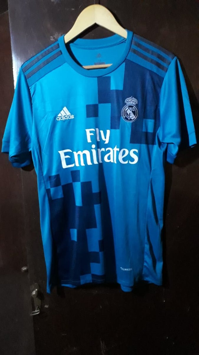 camiseta real madrid alternativa. Cargando zoom. 68e0e8c886090