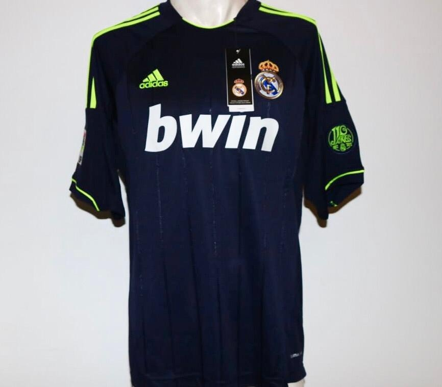 camiseta real madrid alternativa importada - 2013 14. Cargando zoom. 78248f4494679