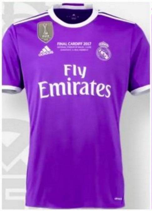 f1fe8a67dac02 Camiseta Real Madrid Champions League 2017 Final Cardiff -   170.000 ...