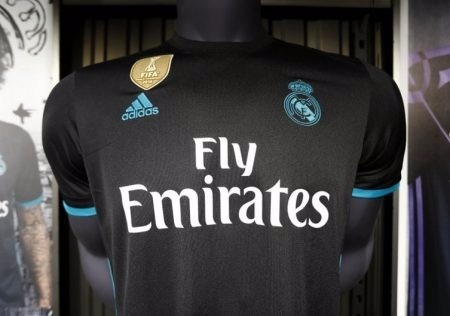 73ab5970cfc8b Camiseta Real Madrid 2018 Alterna Campeón Mundial De Clubes ...