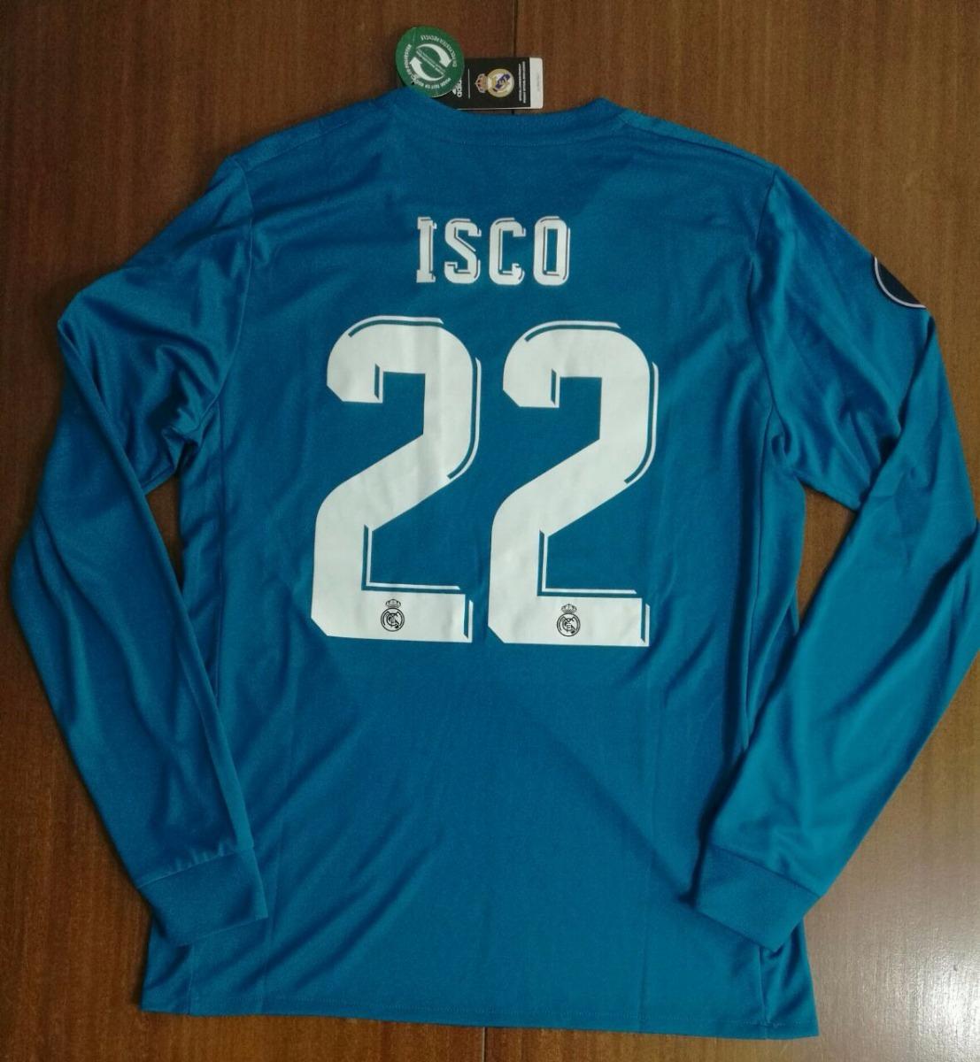 Camiseta Real Madrid Isco
