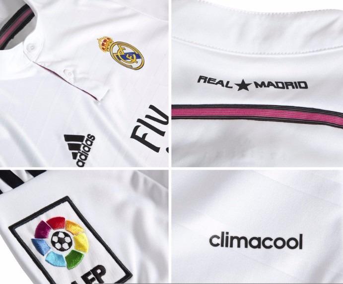 1ee1f75b21510 Camiseta Real Madrid James Original -   145.000 en Mercado Libre