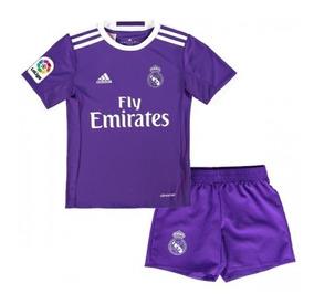 bd833f79 Camiseta Real Madrid Niño - Camisetas de Fútbol en Mercado Libre Chile