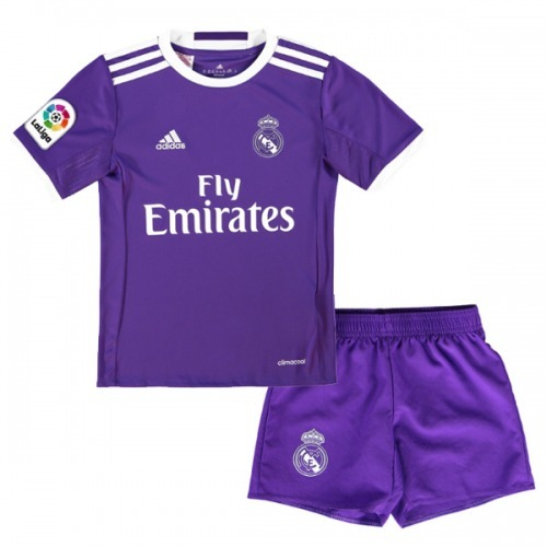 125cda963 Camiseta Real Madrid Morada Niño Diferentes Tallas -   23.990 en ...