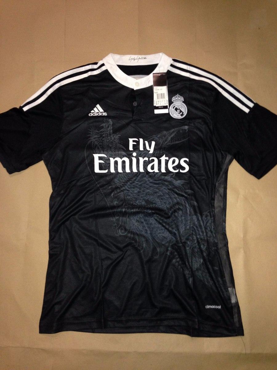 camiseta real madrid negra 15 16. Cargando zoom. de1f6175d9463