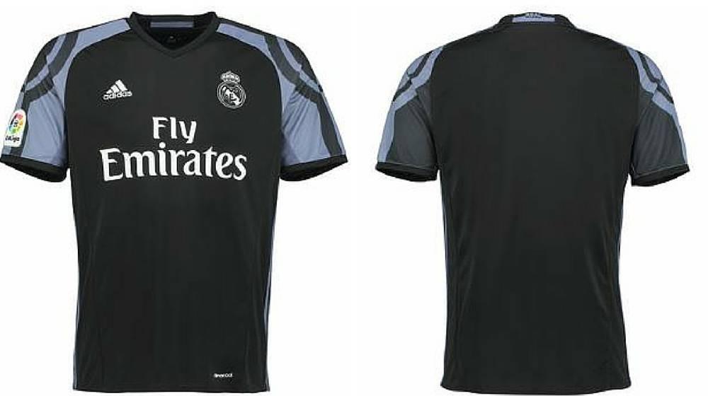 078673077aa77 Camiseta Real Madrid Suplente adidas 2016 17 Original Niño -   1.500 ...