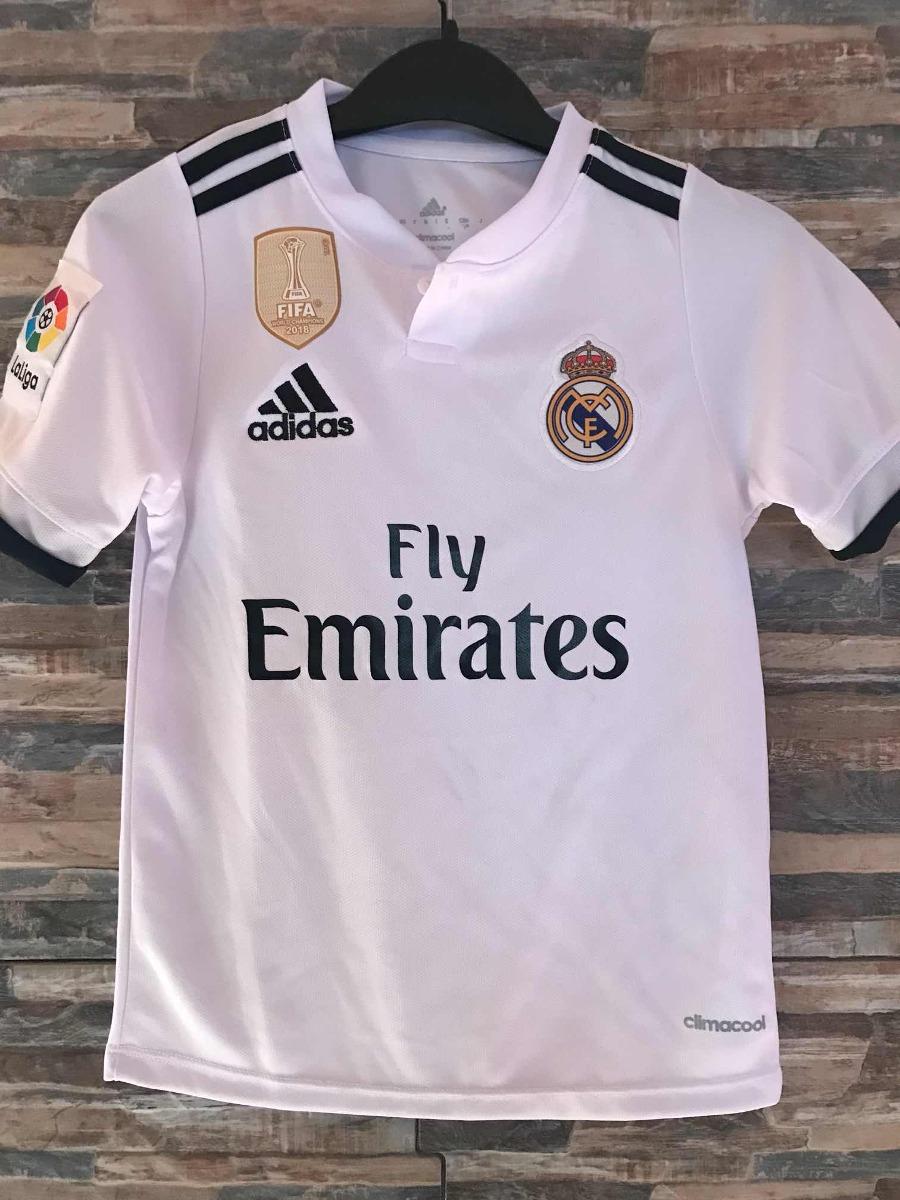 e09a87d885b86 Camiseta Real Madrid Niños ( Modric) -   18.000 en Mercado Libre