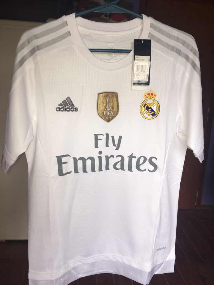 eb2010e2ae Camiseta Real Madrid Original -   1.200
