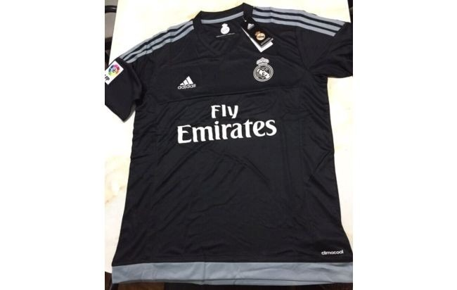 Camiseta Real Madrid Portero 2015  2016 Promoción -   499 897fab784d45d