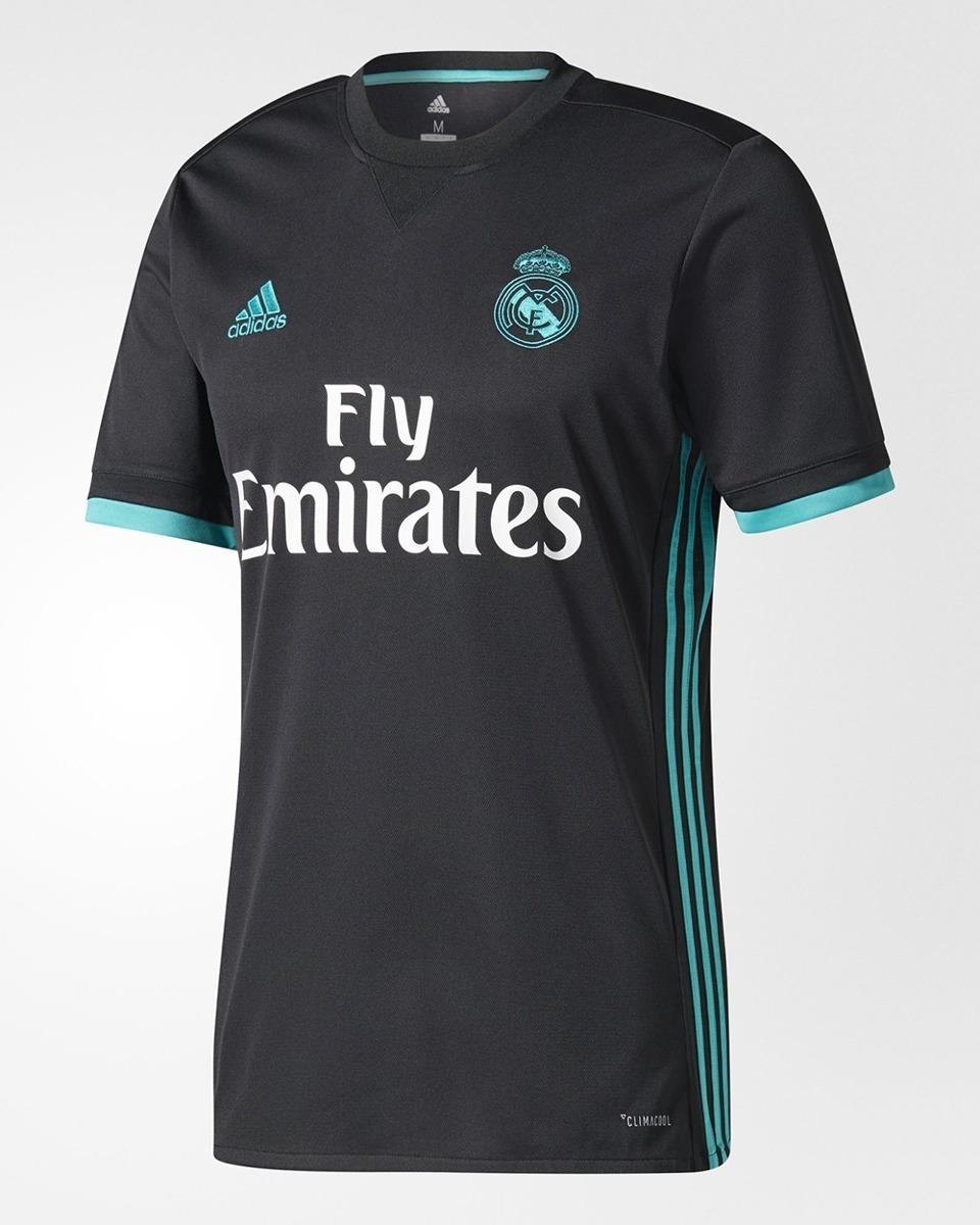 Camiseta Real Madrid Suplente Original Temporada 2017 18 -   999 8ce7689078ec2