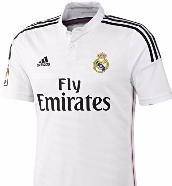 4a20f2bcf Camiseta Real Madrid Temporada 2014 100% Original Xl Ronaldo - S  140