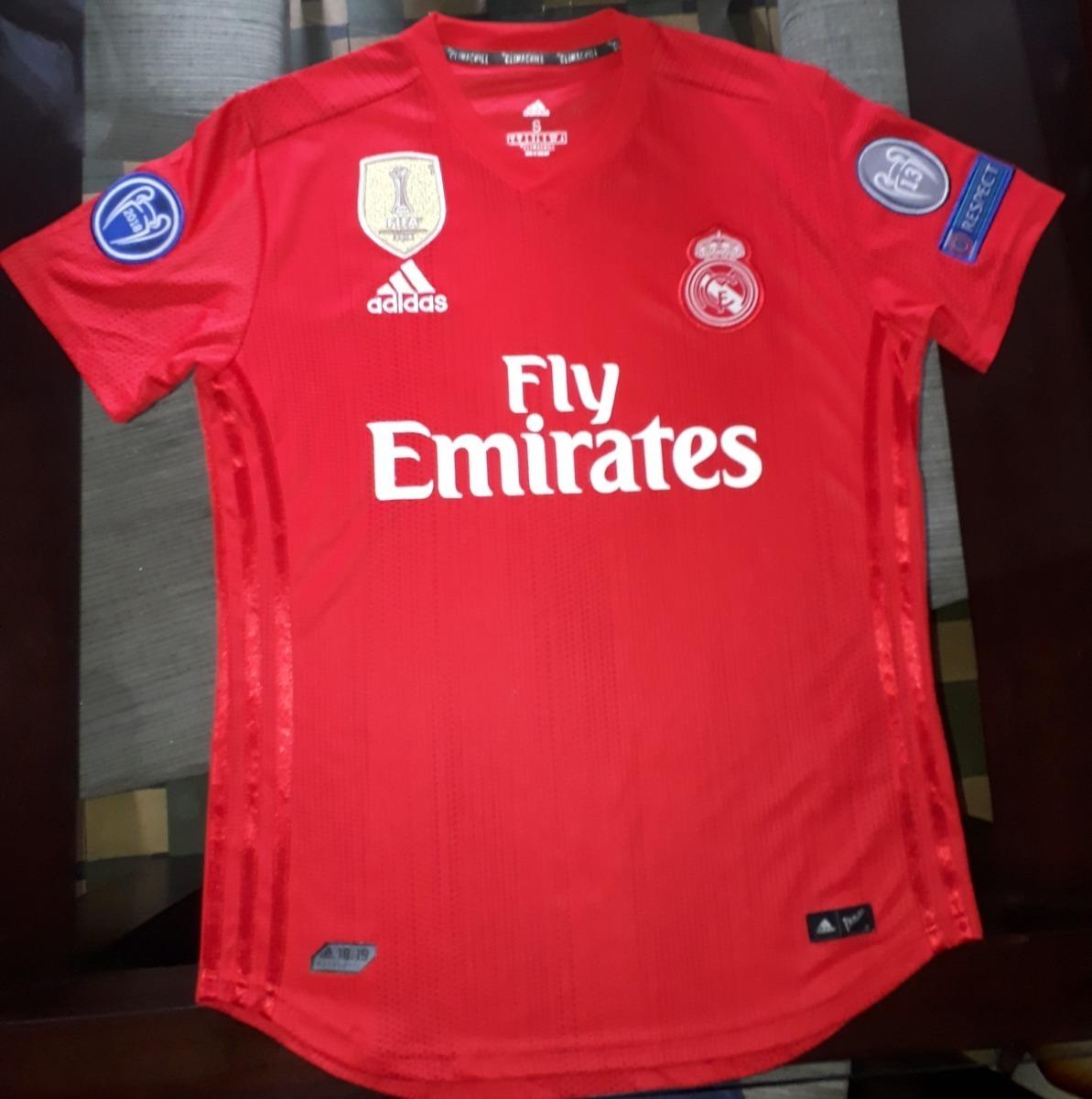 camiseta real madrid temporada 2018 2019 tercera equipación. Cargando zoom. 01eb640d1cfb6