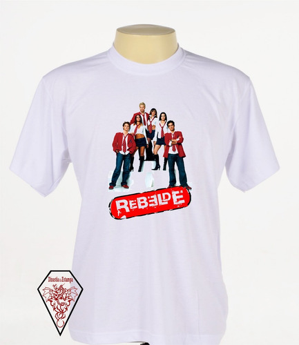 camiseta rebeldes mexicano