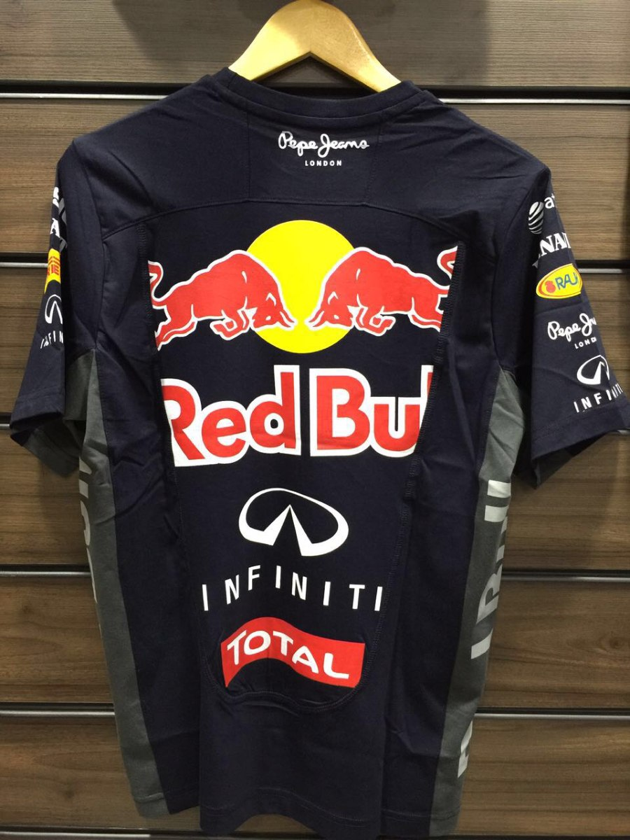 camiseta red bull f1 infiniti racing. Carregando zoom. 48e80eb0f7c