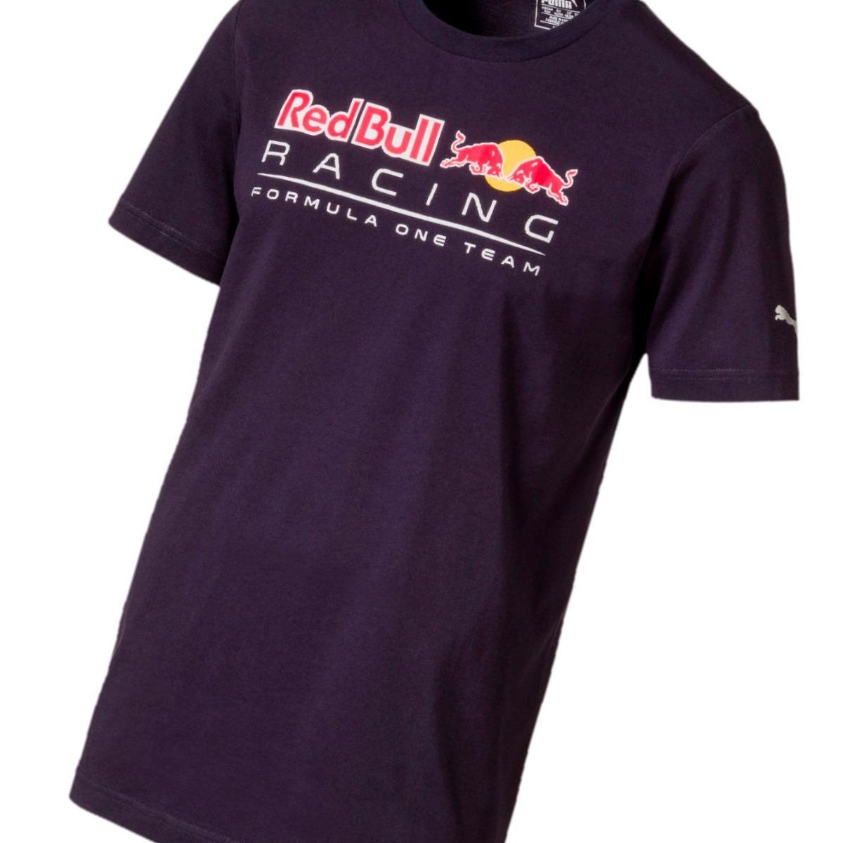 camiseta red bull night puma racing azul marinho. Carregando zoom. 7486fd7e5d840