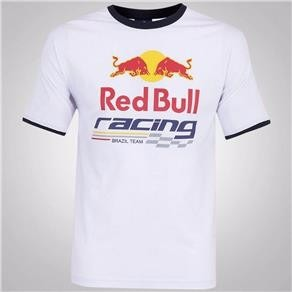 Camiseta Red Bull Racing Oficial Outlet - R  49 acf0d80a576