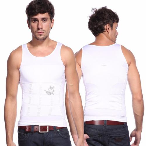 camiseta reductora faja de alt comprension naturell original