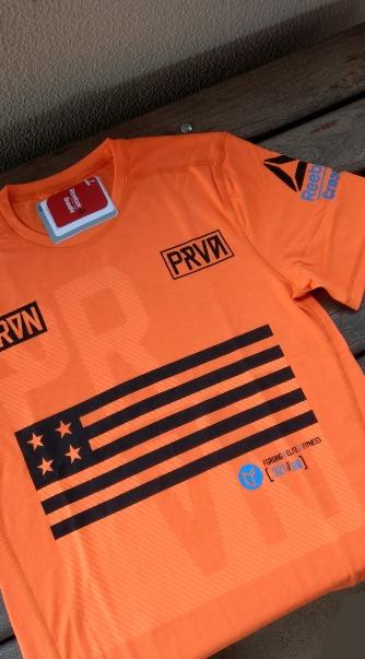 5026a552d9f Camiseta Reebok Crossfit Rcf Burnout P - R  79